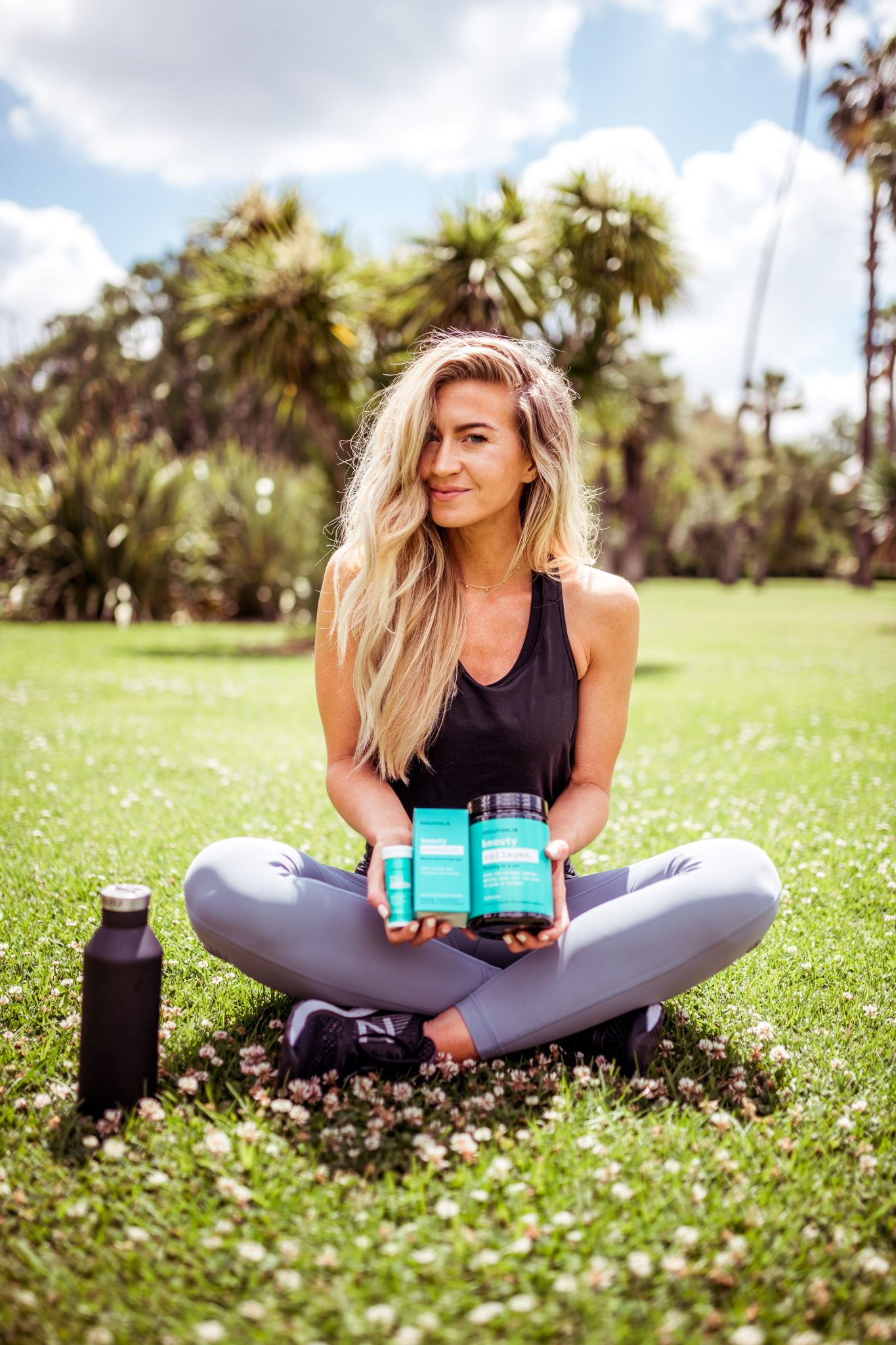 Beauty supplements I'm loving for working out