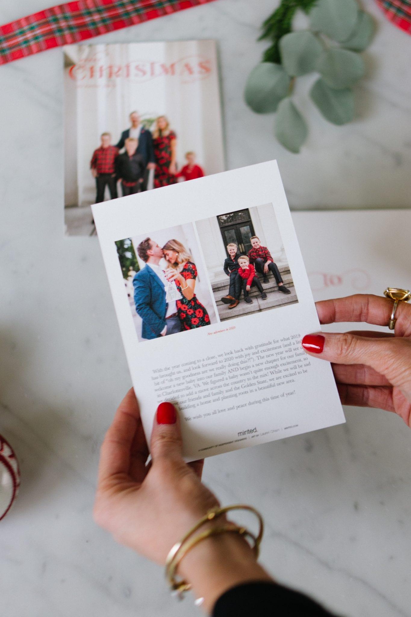 Leanne Barlow Christmas Cards