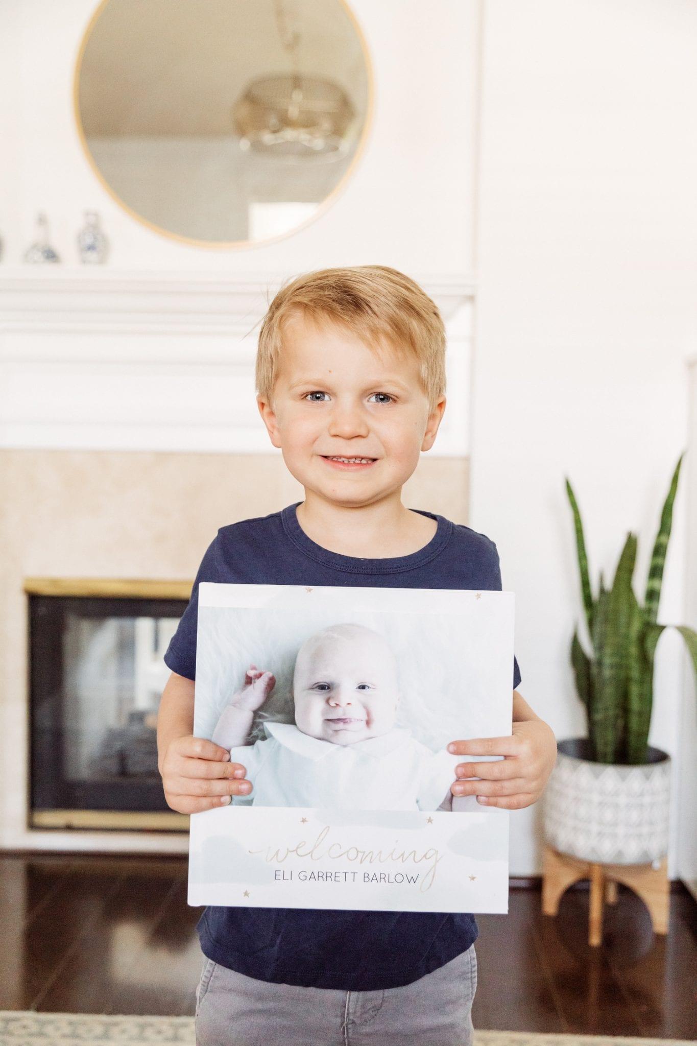 Baby Boy Album by Martha Stewart